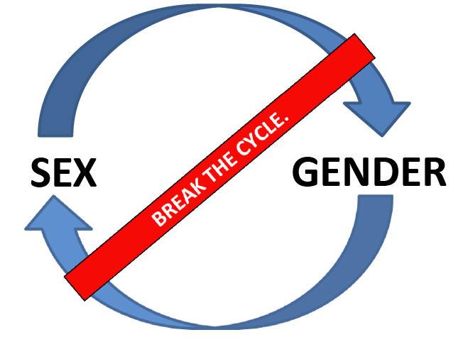 sexVgenderBREAKTHECYCLE
